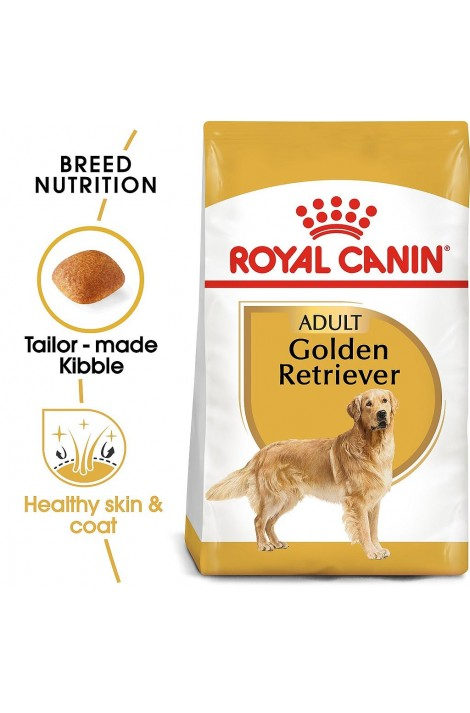 Royal Canin - Golden Retriever Adult Dry Food 3kg