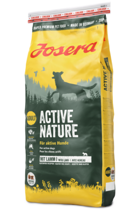 JOSERA Active Nature for Adult Dogs 15 Kg