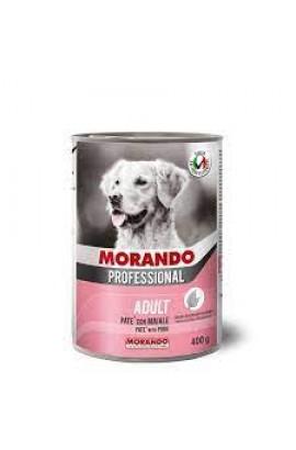 Morando Professional Adult Dog Pate With Pork 400g