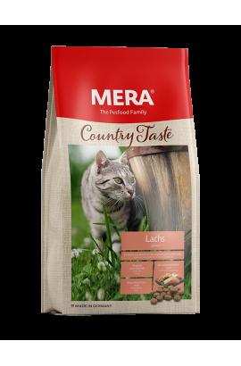 MERA Country Taste Salmon Adult Cat Dry Food 1.5 Kg