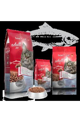 Bewi Cat food Adult Fish 10 kg