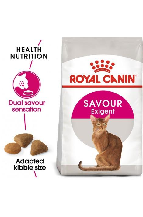 Royal Canin Exigent Cat Dry Food 2kg
