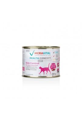 MERAVITAL Skin Control wet cat food 200g