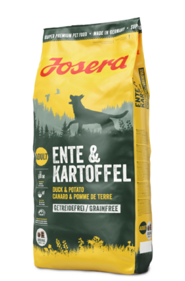 JOSERA Duck & Potato for Adult Dogs 15 Kg