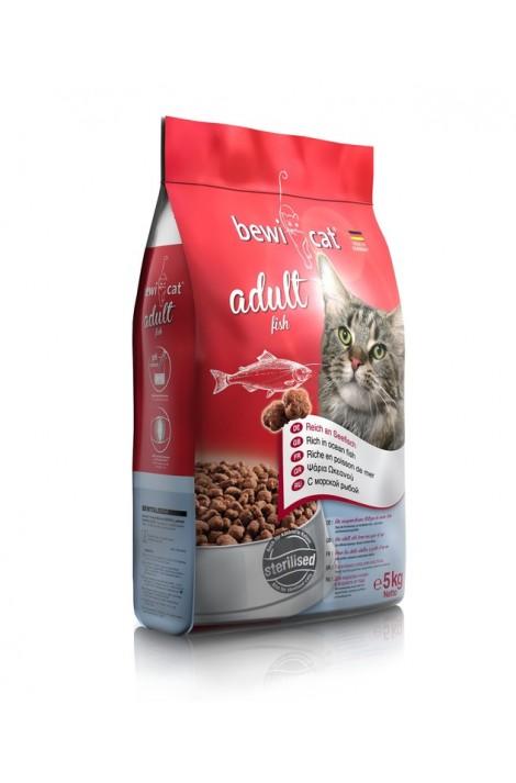 Bewi Cat food Adult Fish 5 kg