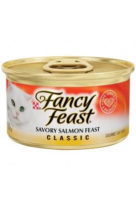 Purina Fancy Feast 85g (Savory Salmon)