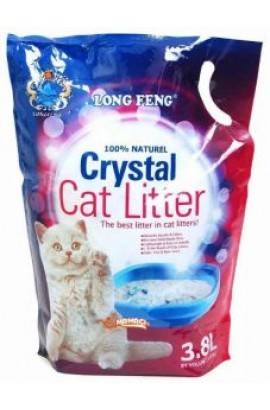 Crystal cat litter 3.8L