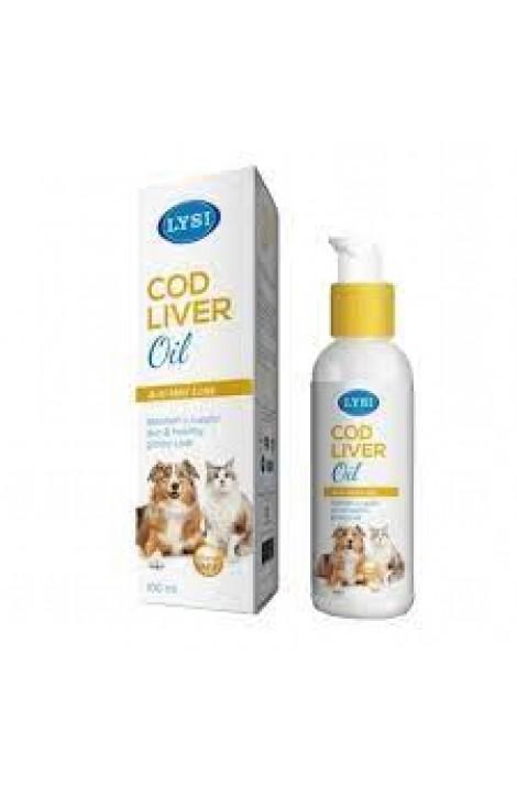 Omni Guard Cod Liver Oil Vitamins A,D,E – 100 ml