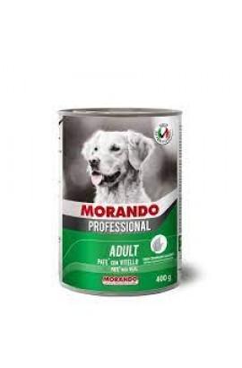 Miglior Morando Pate With Veal 400g