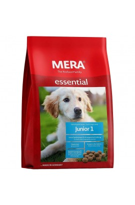 MERA essential Junior 1 Puppy Dry Food 4 kg