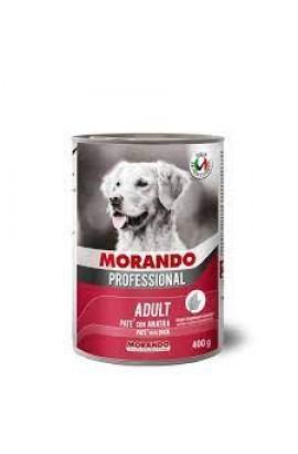 Morando Dog Cane Pate With Duck 400g